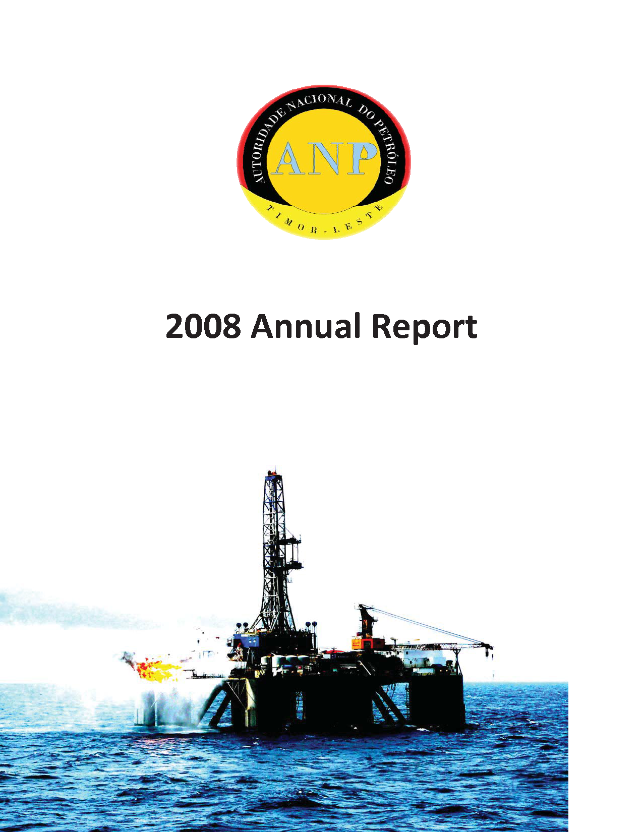 ANPM Annual Report 2008